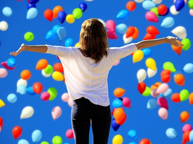 radost ze života