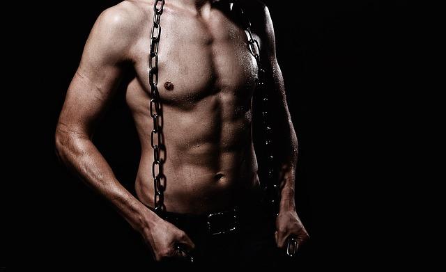 řetěz kolem krku