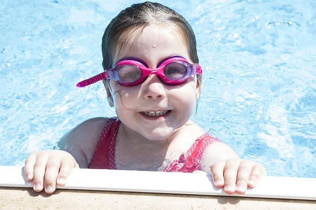 potápečské brýle