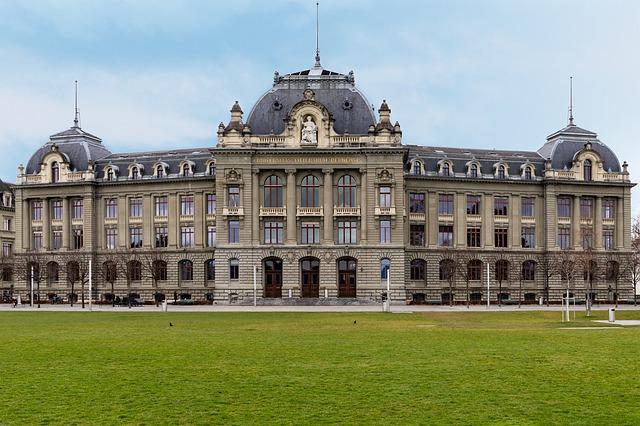 budova univerzity