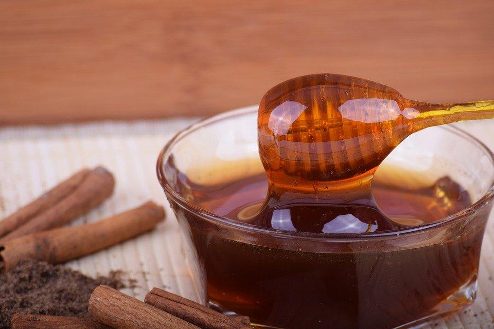 med a koření